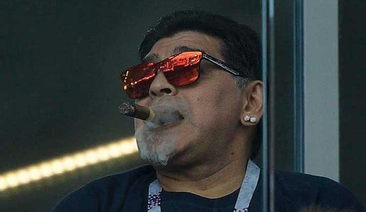 Diego Maradona, Fútbol, Argentina,