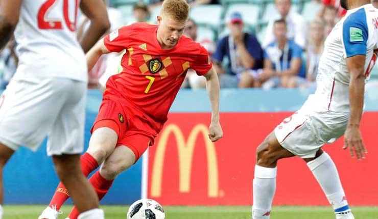 Bélgica, Fútbol, Panamá, Rusia 2018,