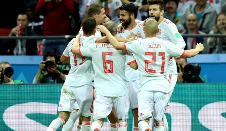 España, Irán, Fútbol,Rusia 2018,