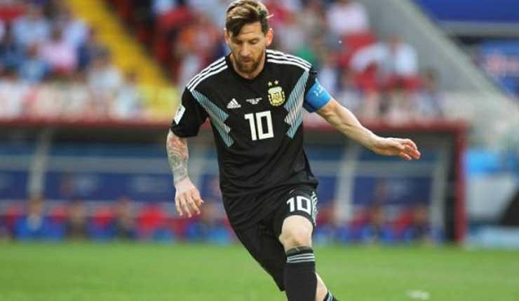 Leonel Messi, Argentina, Fútbol, Rusia 2018,