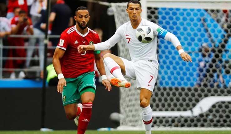 Mundial, Rusia 2018, Portugal, Marruecos,