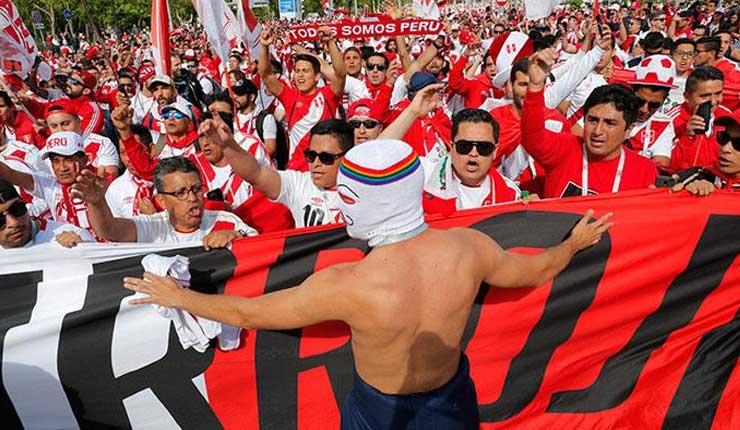 Perú, Francia, Rusia, Fútbol,