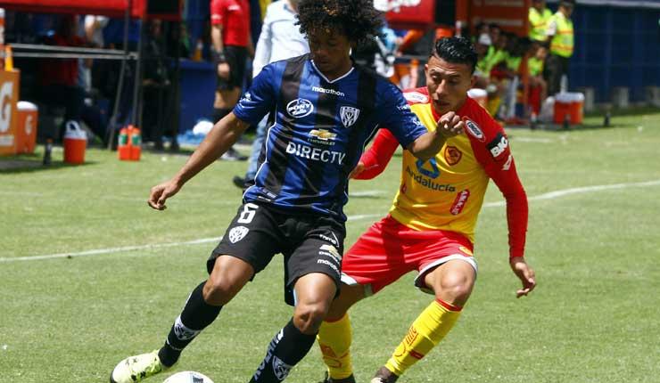 Aucas, Fútbol, Independiente, Campeonato Ecuatoriano,