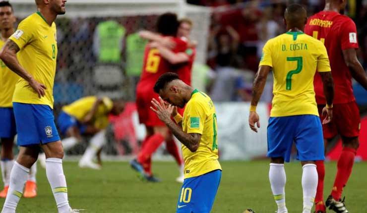 Brasil, Bélgica, Fútbol, Mundial,