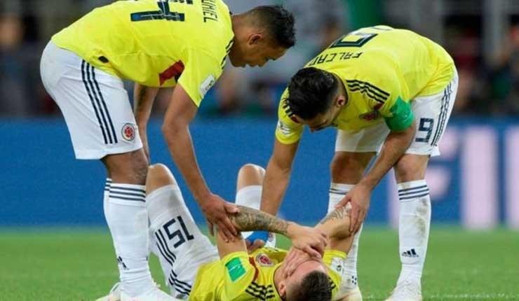 Colombia, Rusia, Mundial,