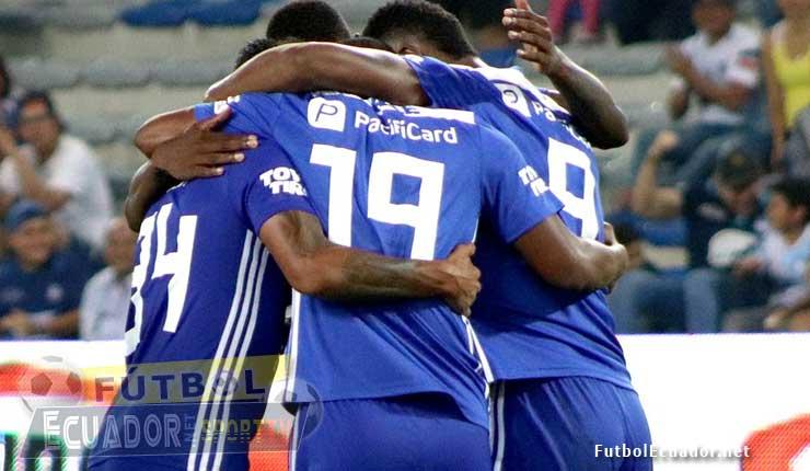 Emelec 2 - 1 Guayaquil