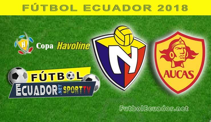 El Nacional, Aucas, Fútbol, Campeonato Ecuatoriano,