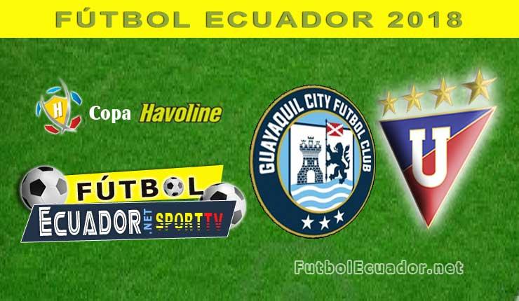 Guayaquil City - Liga de Quito