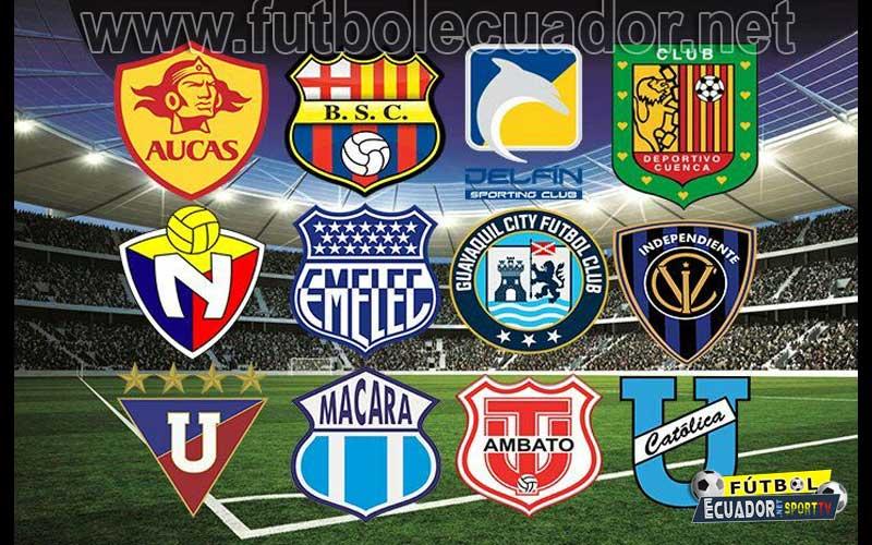clubes ecuador