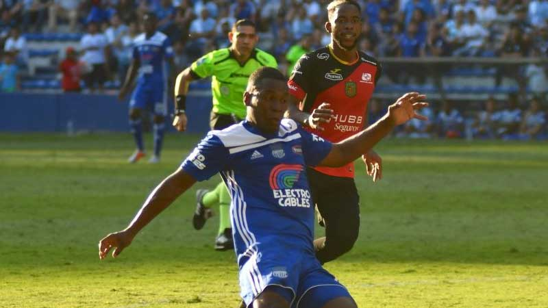 Emelec, Fútbol, Deportivo Cuenca, Campeonato Ecuatoriano,