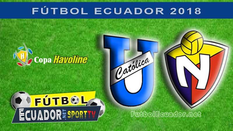 Universidad Católica, Fútbol, El Nacional, Campeonato Ecuatoriano, GOL TV, En Vivo,