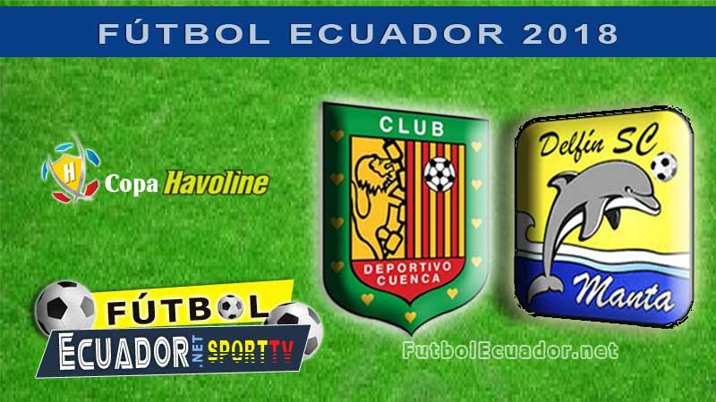 Deportivo Cuenca, Fútbol, Delfín, GOL TV, Campeonato Ecuatoriano, En Vivo,