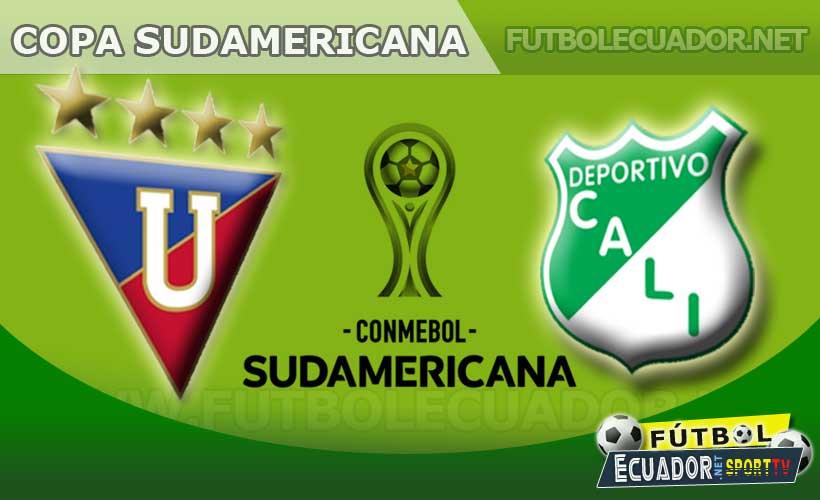 Liga de Quito, Fútbol, Copa Sudamericana, FOX Sport, En Vivo,