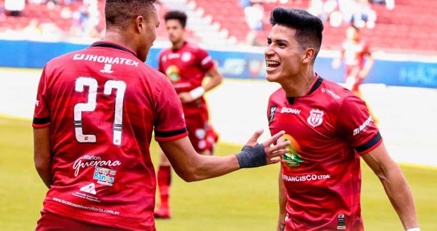 Técnico Universitario, Fútbol, Campeonato Ecuatoriano,