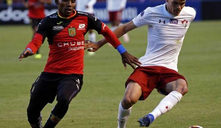 Deportivo Cuenca, Fútbol, Copa Sudamericana,
