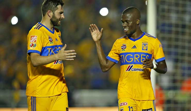 Enner Valencia, Fútbol México, Tigres, Puebla,