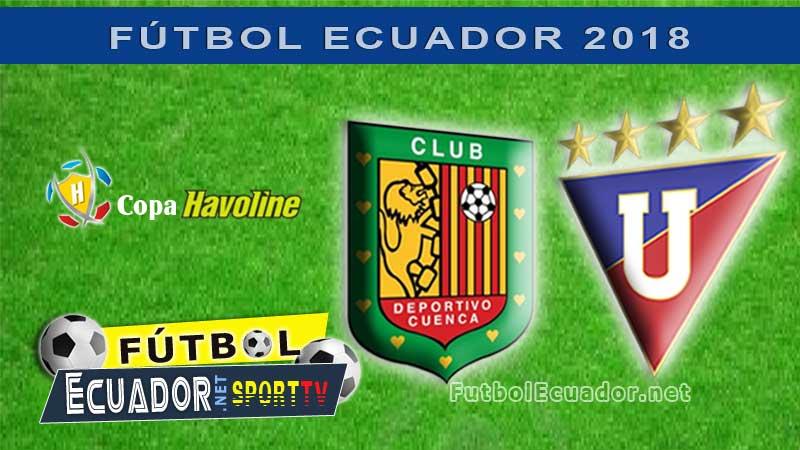 Deportivo Cuenca Vs Liga De Quito En Vivo Hoy En Cuenca Futbol De Ecuador Por Gol Tv