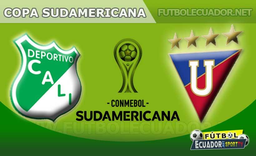 Deportivo Cali, Fútbol, Copa Sudamericana, FOX Sport, Liga de Quito,