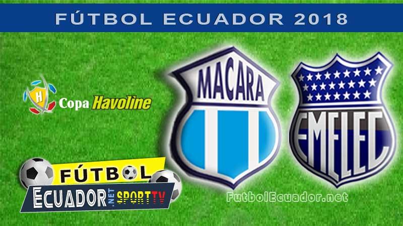 Macará, Fútbol, Emelec, GOL TV, Campeonato Ecuatoriano, En Vivo,