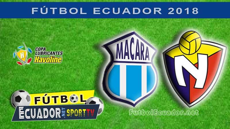 Macará, Fútbol, El Nacional, Campeonato Ecuatoriano, GOL TV, En Vivo,