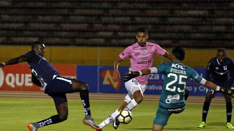 Independiente del Valle, Fútbol, Real Madrid, Campeonato Ecuatoriano,