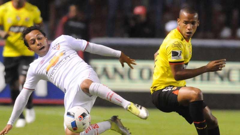 liga de Quito, Barcelona, Fútbol,