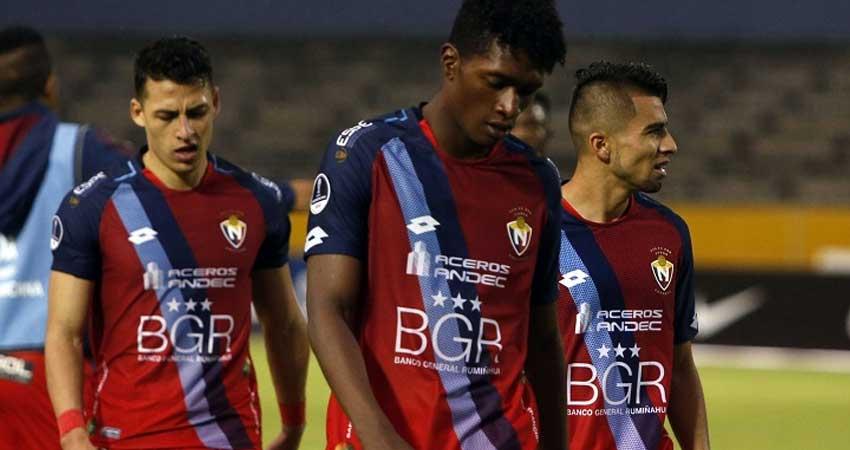 Nacional, Fútbol, Aucas, Campeonato Ecuatoriano,