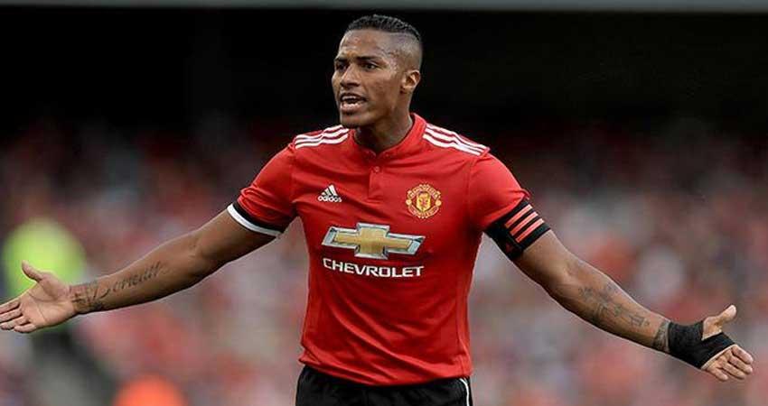 Antonio Valencia, Manchester United,