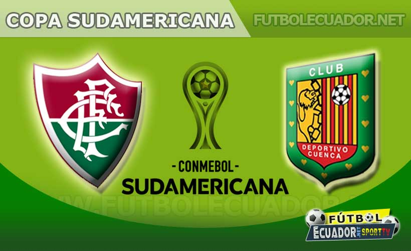 Deportivo Cuenca, Fútbol, Fluminense, Copa Sudamericana, Fox Sport,