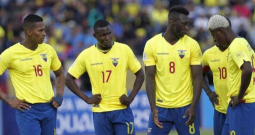 Ecuador, Qatar, Fútbol, Partidos Amistosos,