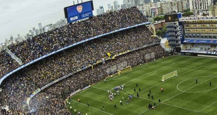 Copa Libertadores, Boca Juniors, River Plate,