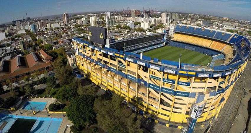 La Bombonera, Copa Libertadores,