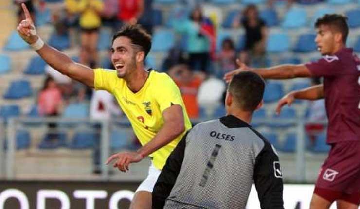Minitri, Sudamericano Sub 20, Ecuador,
