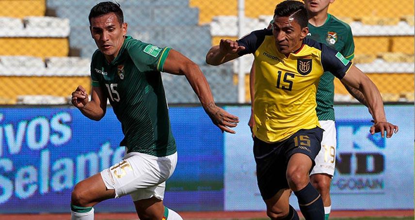Ecuador - Bolivia